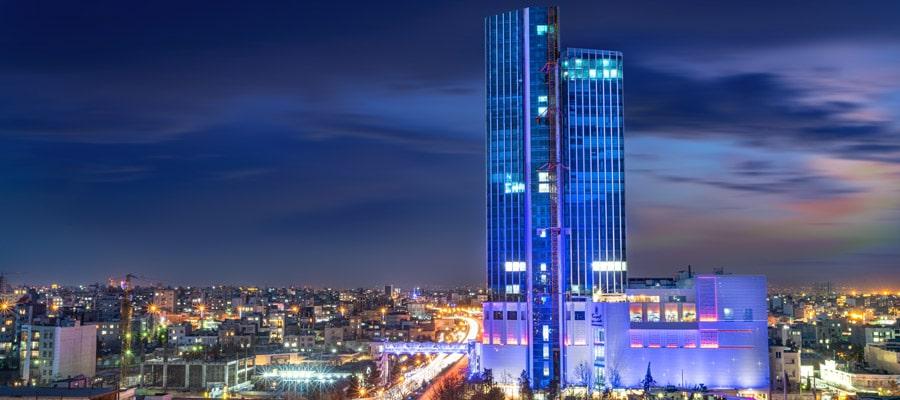 همه چیز دربارهی برج آرمیتاژ مشهد