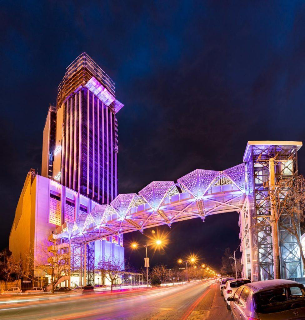 برج آرمیتاژ مشهد
