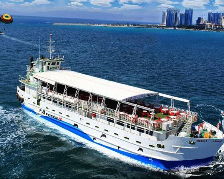 کشتی سواری